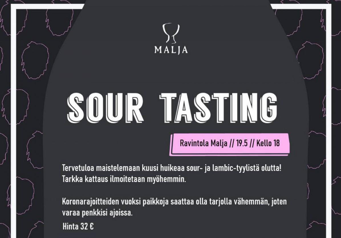Sour Ale & Lambic Tasting