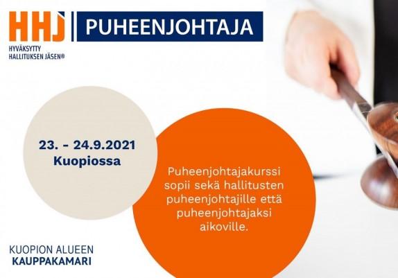 HHJ - Puheenjohtajakurssi Kuopiossa