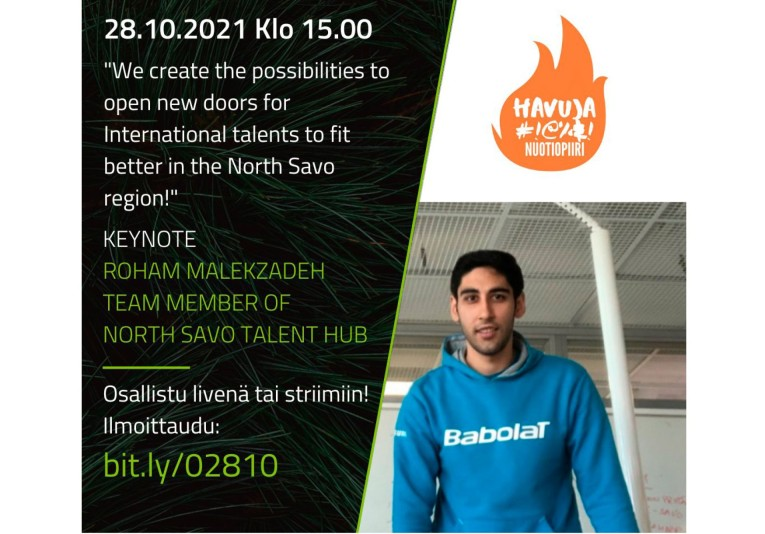 Havuja Campfire 28.10: Companies and Talents meet