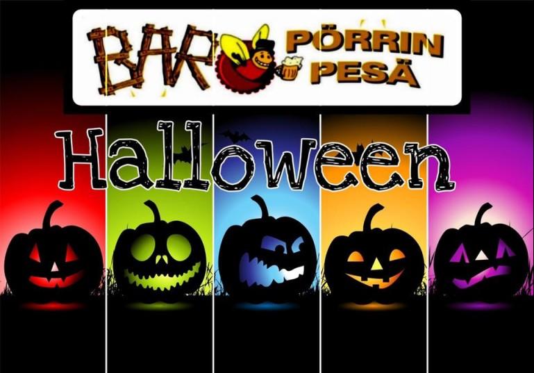 Pörrin pesän Halloween feat. Kaitsu Kääriäinen