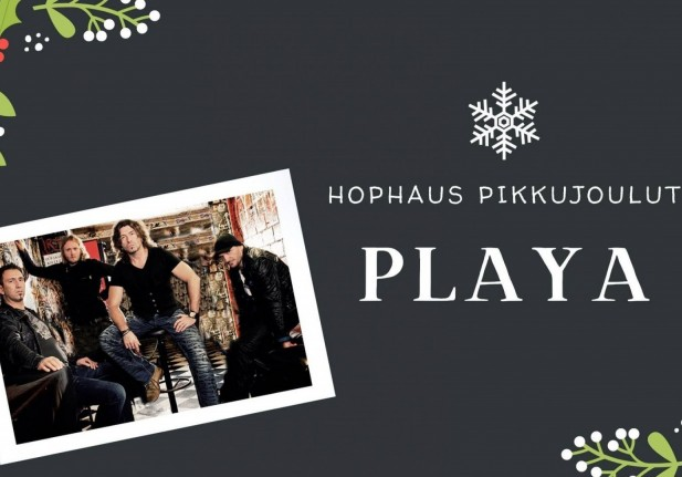 Hophaus pikkujoulut: Playa
