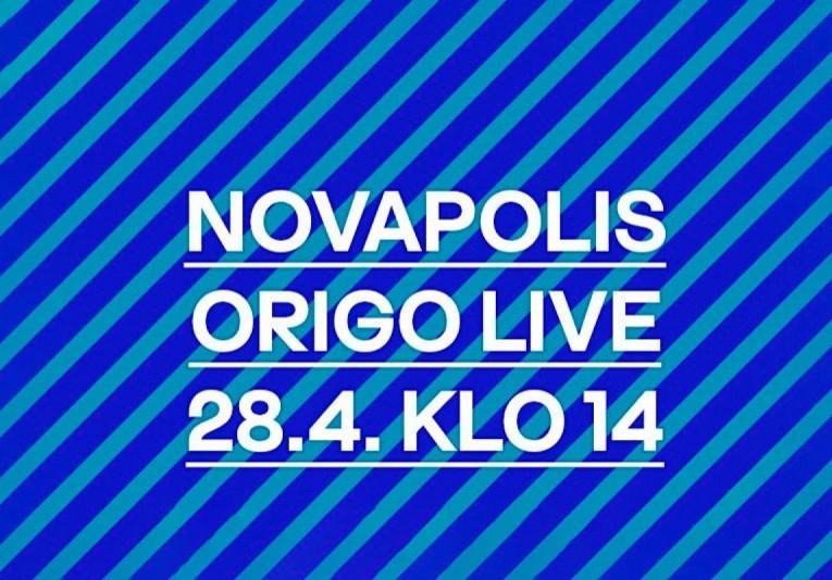 Novapolis Origo Live