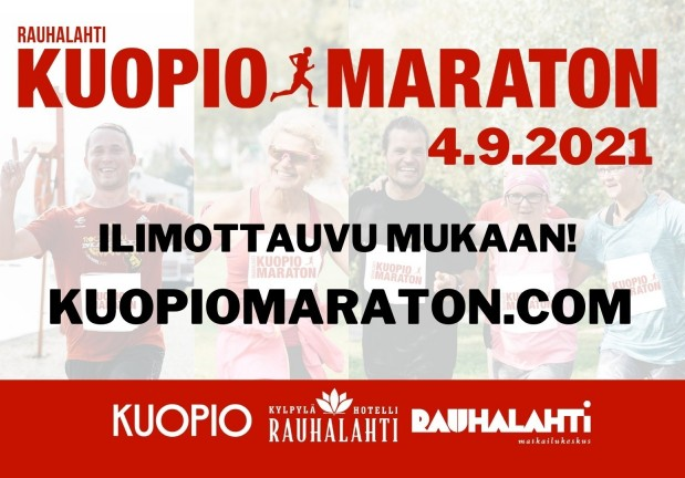 Rauhalahti Kuopio Maraton 2021