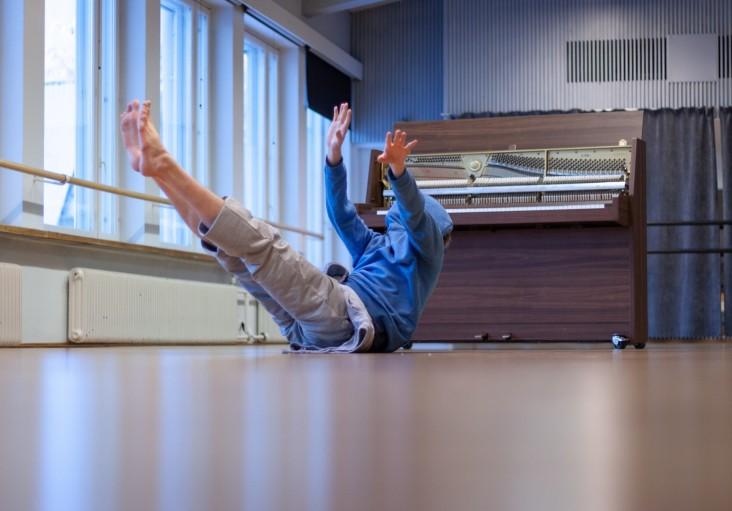 Riveria, Outokummun tanssin koulutus: RELOAD 5.0