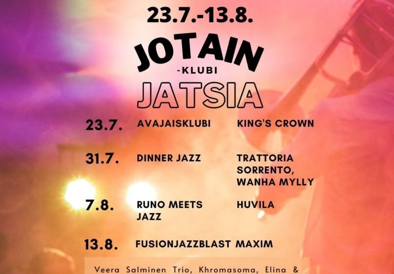 Jotain Jatsia -Klubi