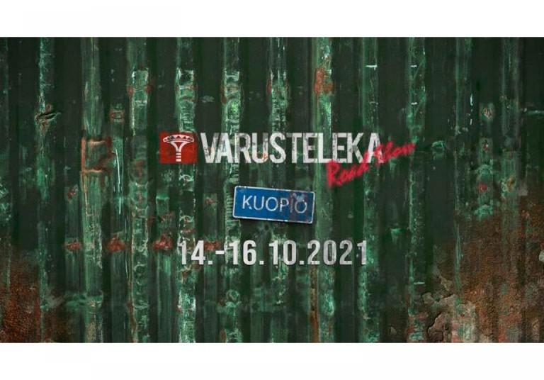 Varusteleka Road Show: Kuopio