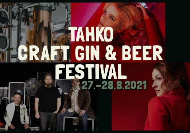 Tahko Craft Gin & Beer Festival