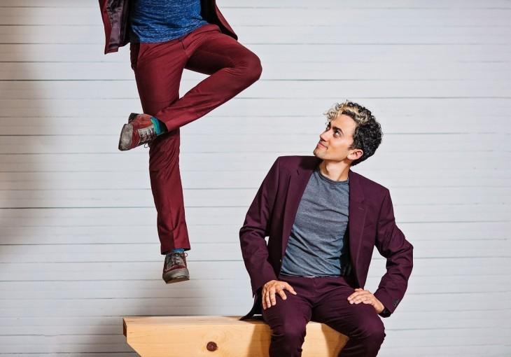 Caleb Teicher & Nic Gareiss: Caleb & Nic