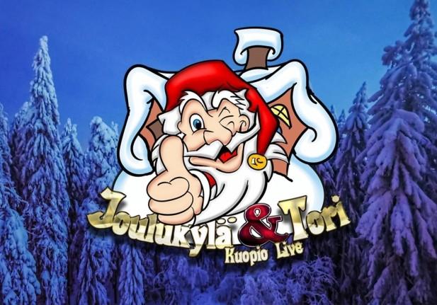 Joulukylä & Tori - Kuopio Live