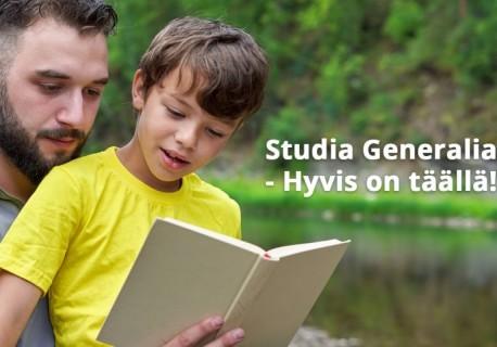 Studia Generalia: Ekologinen jälleenrakennus ja poliittisen kuilun ylitys