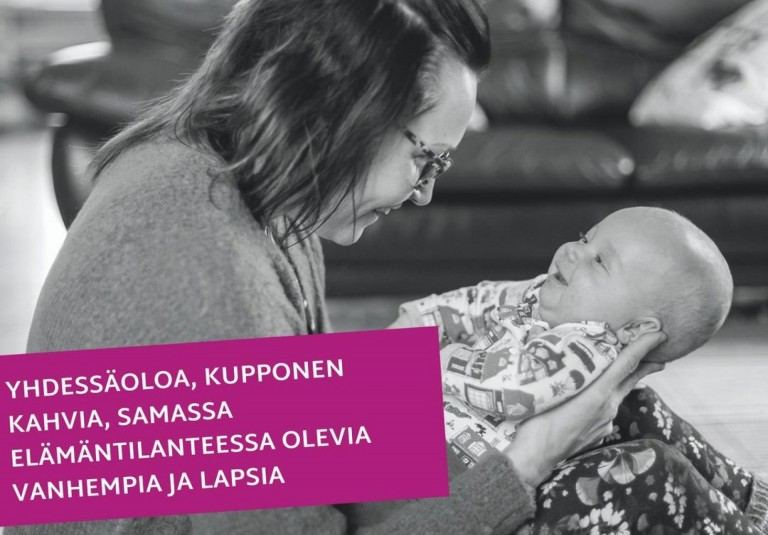 Avoin vauvaperhekahvila