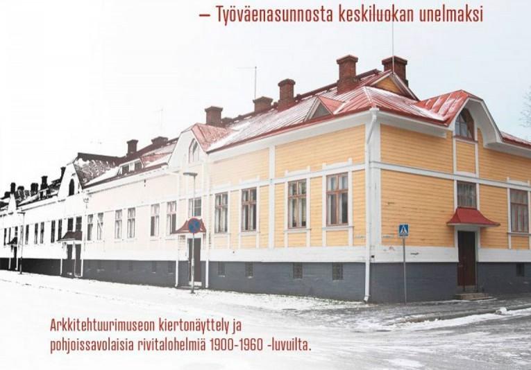 Suomalainen rivitalo 1900–1960 – Työväenasunnosta keskiluokan unelmaksi