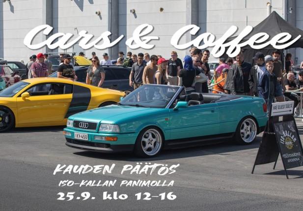 Cars & Coffee Kuopio - Kauden päätös